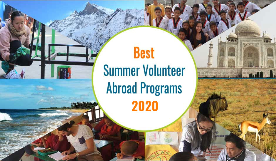 best summer volunteer abroad programs