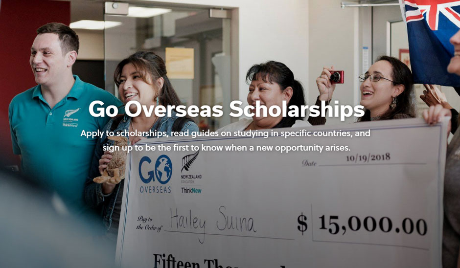 go overseas volunteer abroad scholarship