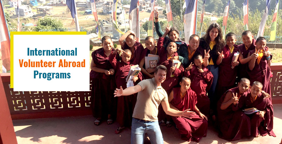 How to Do Impactful International Volunteer Abroad Programs?