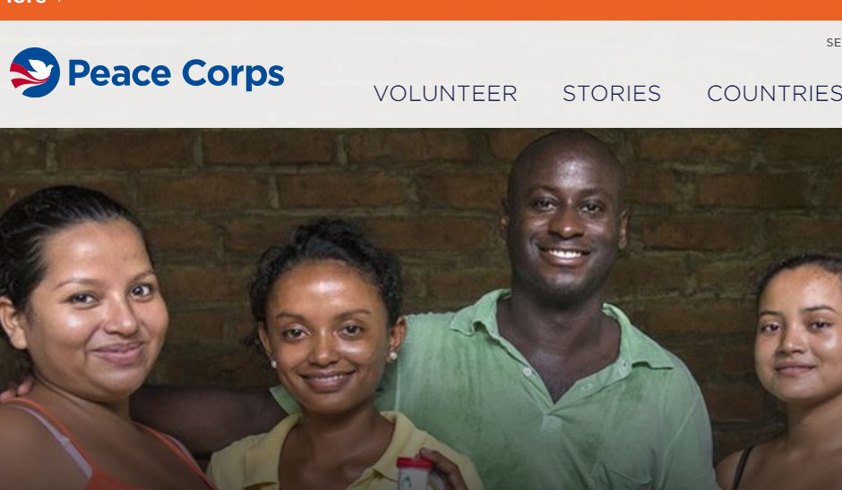 Peace Corps Volunteer