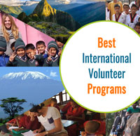 Best Paid International Volunteer Abroad Opportunities