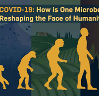 Coronavirus Pandemic: How One Microbe is Reshaping The Face of Humanity