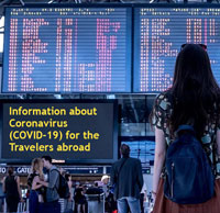 Important Information about  Coronavirus (COVID-19) outbreak for the Volunteers and Travelers Abroad