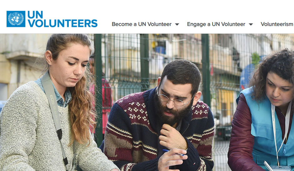 United  Nations (UN) Volunteers