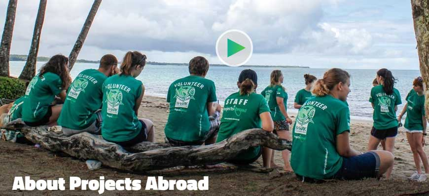Volunteer Vacation Projects Abroad
