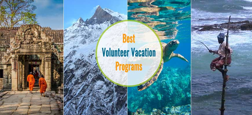 Volunteer Vacations With Best Abroad Programs