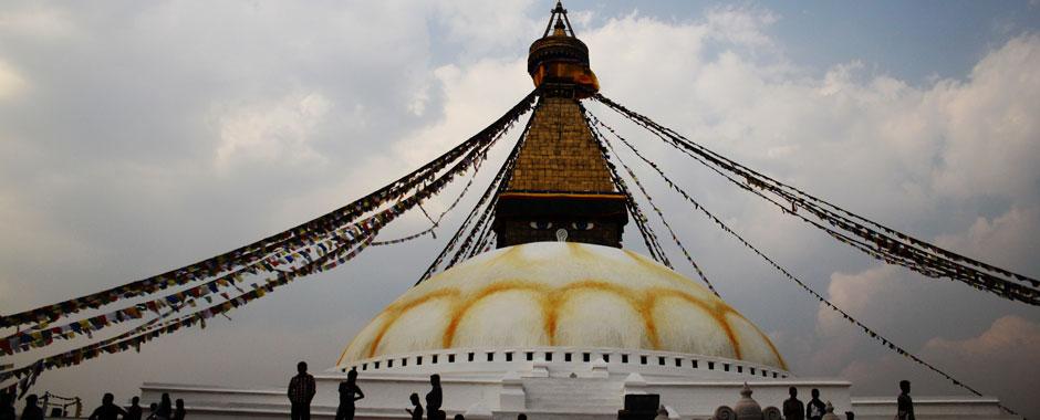 intern in nepal