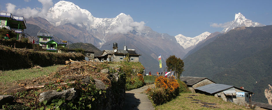 most popular volunteer abroad places in Nepal