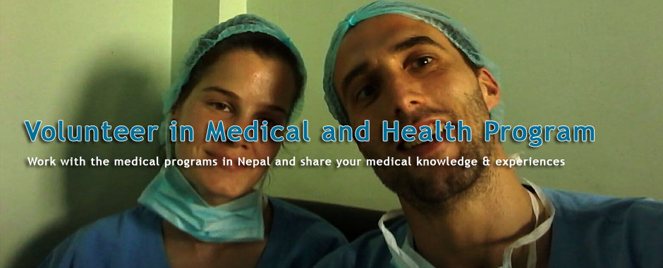 volunteering in nepal healthcare