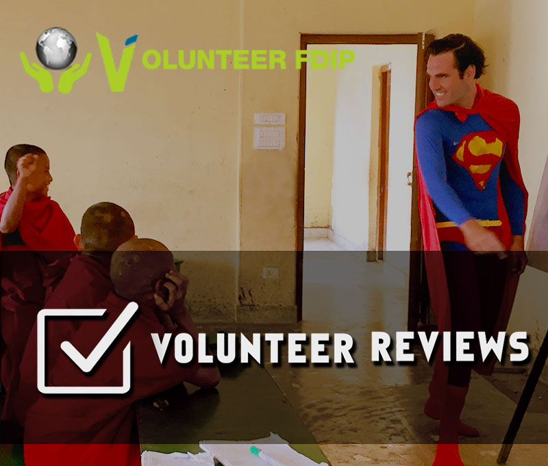 volunteer fdip - Volunteer Reviews